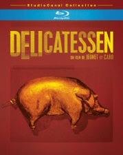 Delicatessen Blu-ray Cover Art