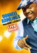 Donnell Rawlings: From Ashy to Classy DVD
