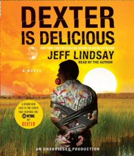 Dexter is Delicious Audiobook Cover Art
