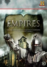 Empires DVD Cover Art