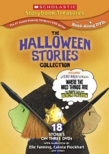 Scholastic Storybook Treasures: Halloween Stories Collection DVD