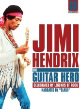 Jimi Hendrix: The Guitar Hero DVD