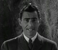 Rod Serling from The Twilight Zone