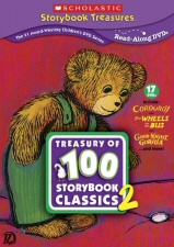 Scholastic Treasury of 100 Storybook Classics Vol. 2 DVD