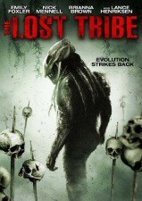 The Lost Tribe DVD Cover Art