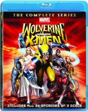 Wolverine and the X-Men: The Complete Series Blu-Ray