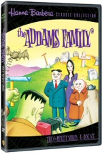 Addams Family: The Complete Animated Series DVD