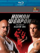 Human Weapon: The Complete Season One DVD