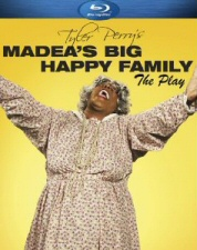 Madea's Big Happy Family: The Play Blu-Ray