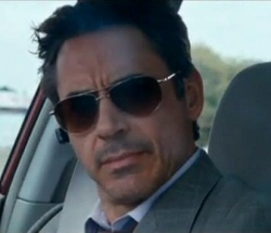 Robert Downey Jr. in Due Date