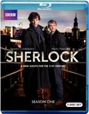 Sherlock: Season 1 Blu-Ray