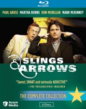 Slings and Arrows: The Complete Collection Blu-Ray