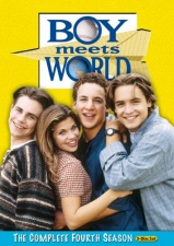 Boy Meets World: The Complete Fourth Season DVD