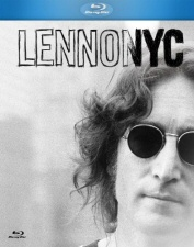 Lennon NYC Blu-Ray