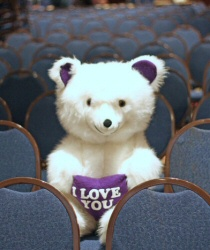 Bear Loves You