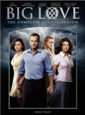 Big Love: The Complete Fourth Season DVD