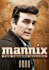 Mannix: The Fourth Season DVD