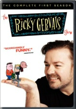 The Ricky Gervais Show: The Complete First Season DVD