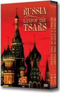 Russia: Land of the Tsars DVD