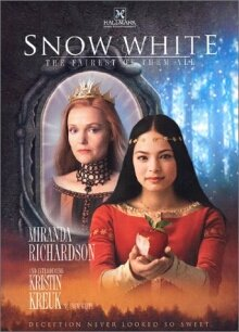 Snow White: Fairest of Them All DVD