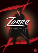 Zorro: The Complete Series DVD
