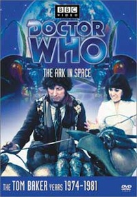 Doctor Who: The Ark Of Space DVD cover