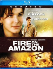 Fire on the Amazon Blu-Ray