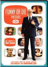 Funny or Die Presents: The Complete First Season DVD