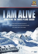 I Am Alive DVD