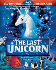 Last Unicorn Blu-Ray