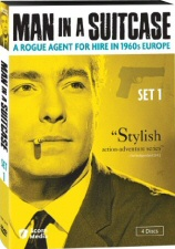 Man in a Suitcase Set 1 DVD