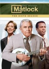 Matlock: The Sixth Season DVD