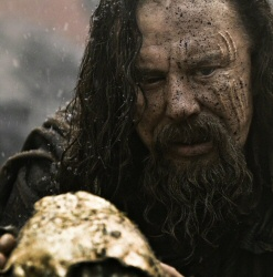 Mickey Rourke as Hyperion from Immortals