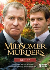 Midsomer Murders Set 17 DVD