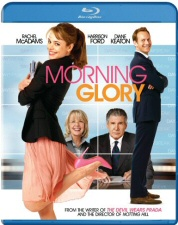 Morning Glory Blu-Ray