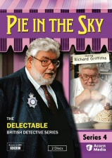Pie in the Sky Series 4 DVD
