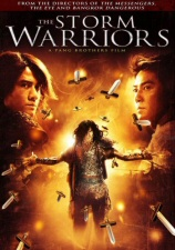 Storm Warriors DVD
