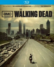 Walking Dead Season 1 Blu-Ray
