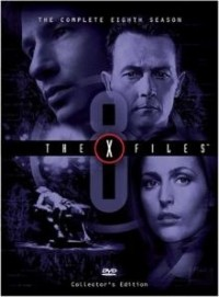 X-Files Season 8 DVD