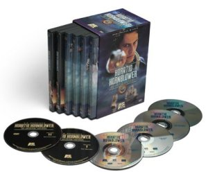 Horatio Hornblower The Complete Adventures DVD cover