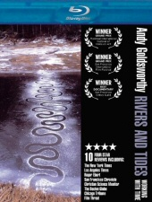 Andy Goldsworthy: Rivers and Tides Blu-Ray