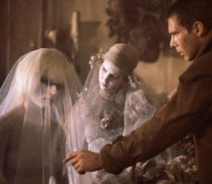 Blade Runner: Deckard meets Pris