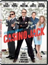 Casino Jack DVD