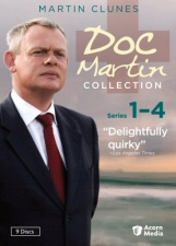 Doc Martin Collection DVD