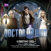 Doctor Who Christmas Carol soundtrack