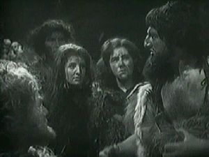 Cavemen from Doctor Who: An Unearthly Child