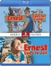 Ernest Goes to Camp and Ernest Goes to Jail Blu-Ray