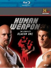 Human Weapon: Complete Season One Blu-Ray