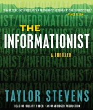 The Informationist CD Audiobook