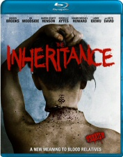 The Inheritance Blu-Ray